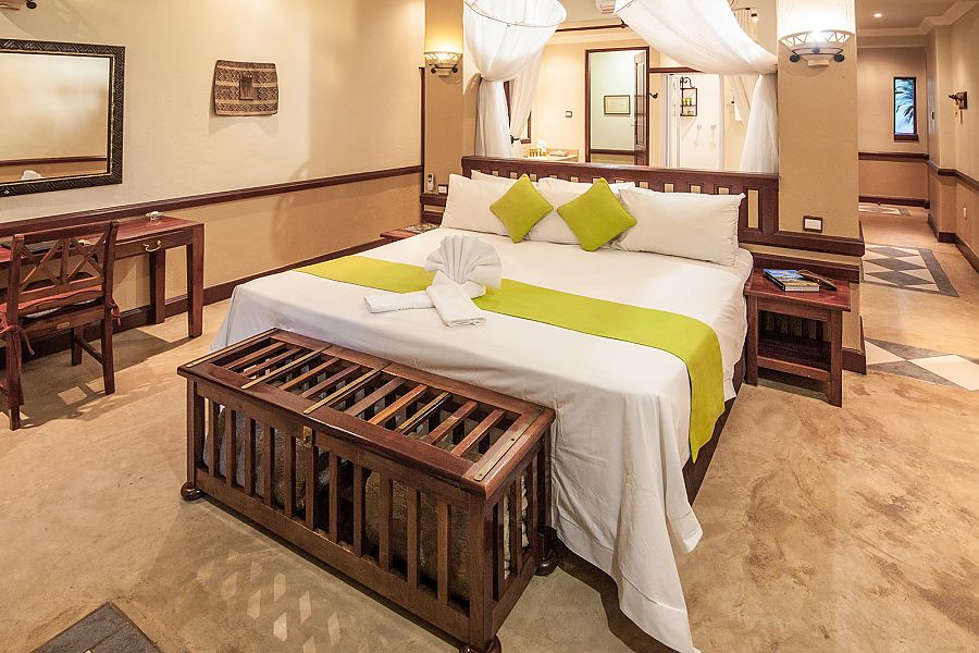 Chobe Safari Lodge Room example